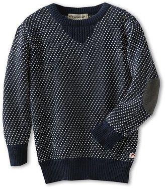 Appaman Kids - Boys' Oxford Sweater (Toddler/Little Kids/Big Kids) (Galaxy) - Apparel