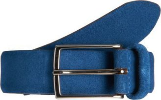 Barneys New York Rectangle Buckle Belt