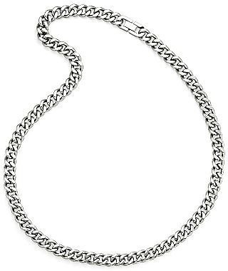 """JCPenney Men's 24"""" Curb Chain Stainless Steel"""