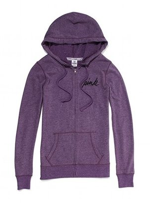 Victoria's Secret PINK Wear Everywhere Zip Hoodie