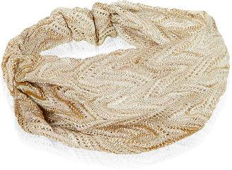 Missoni Lurex headband