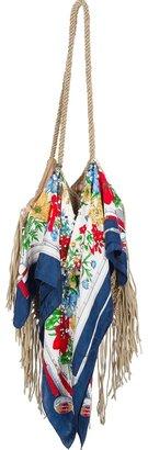 Saint Tropez Silent People 'Saint Tropez' shoulder bag