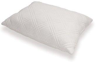 Kathy ireland resort quilted memory foam pillow