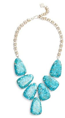 Women's Kendra Scott Harlow Necklace $225 thestylecure.com