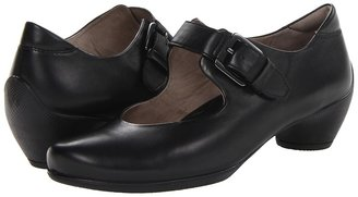 Ecco Sculptured Buckle Mary Jane