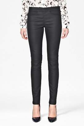 French Connection Cory Waxed Skinny Jeans