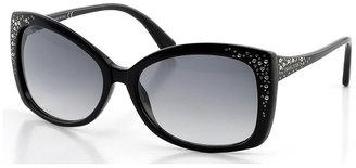 Swarovski Bianca Black Sunglasses