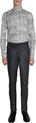 Balenciaga Flannel Trousers