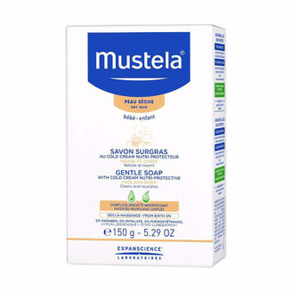 Mustela Gentle Soap with Cold Cream by 5.29oz Soap)