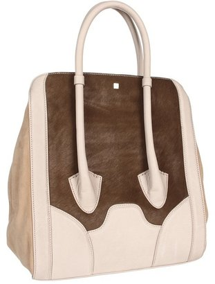 Pour La Victoire Butler Large Tote (Natural) - Bags and Luggage