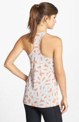 Nike 'Flow Stripe 2.0' Dri-FIT Organic Cotton Blend Tank