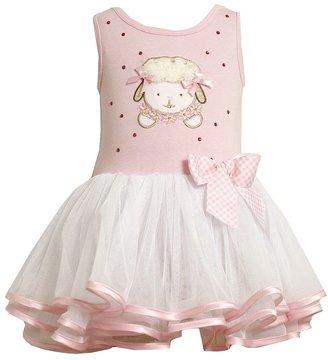 Bonnie Jean lamb easter tutu dress - baby