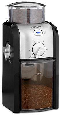 Krups GVX2-12 Grinder, Burr Coffee