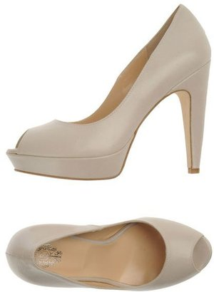 Private Label Pumps with open toe