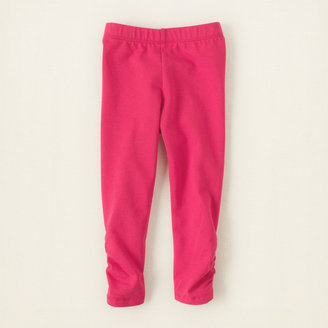 Children's Place Ruched active leggings
