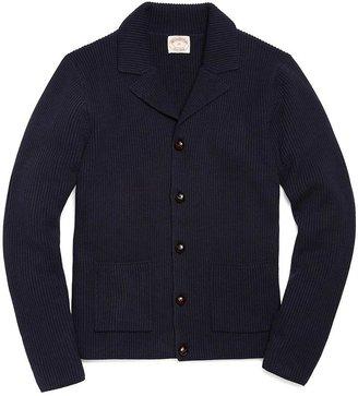 Brooks Brothers Cotton Cashmere Cardigan