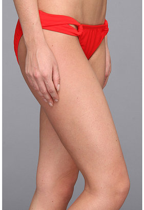 Shoshanna Solid Loop Bikini Brief