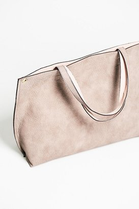 Slouchy Vegan Tote by Free People $68 thestylecure.com