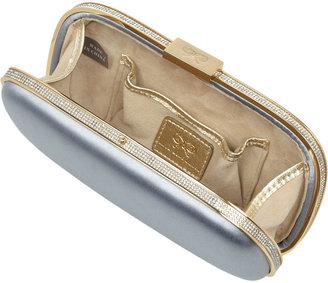 Anya Hindmarch Marano satin box clutch