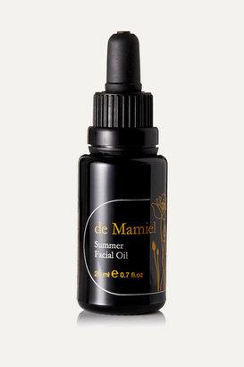 de Mamiel Summer Facial Oil, 20ml