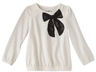 Osh Kosh Genuine Kids from OshKosh TM Infant Toddler Girls' Long-sleeve Tee Shirt - Polar Bear