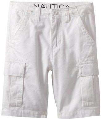 Nautica Sportswear Kids Boys 8-20 Cargo Short