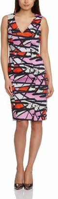 French Connection Women's Shadow Dance VNK Sleeveless Dress