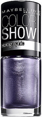 Maybelline Color Show Holographics Nail Polish