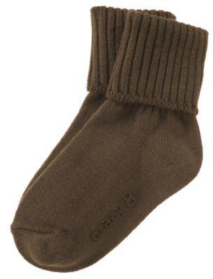 Crazy 8 Foldover Sock