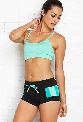 Forever 21 Hot Yoga Athletic Shorts