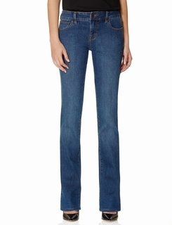 The Limited 312 Whiskered Bootcut Jeans