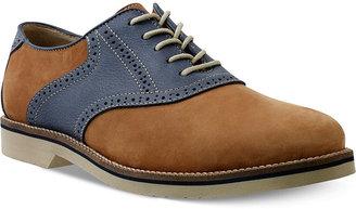 Bass Shoes, Burlington Signature Saddle Oxford