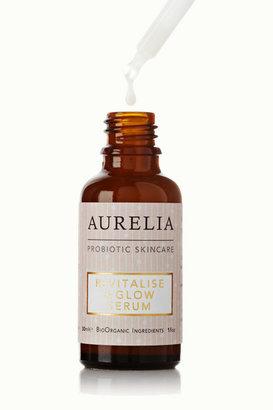 Aurelia Probiotic Skincare Revitalize & Glow Serum, 30ml - one size