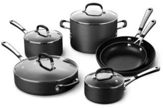 Calphalon Simply Nonstick 10-Piece Cookware Set and Open Stock