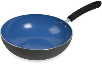 Denmark 11-Inch Chef's Pan with Blue Ecotech PlusTM Ceramic Nonstick Coating