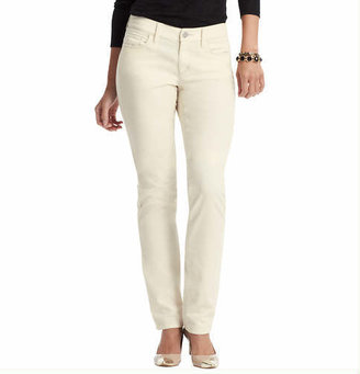 LOFT Tall Julie Straight Leg Corduroy Pants