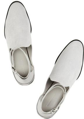 Alexander Wang Astrid suede loafers