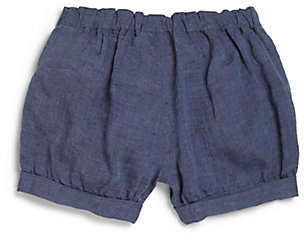 Burberry Little Girl's Chambray Shorts