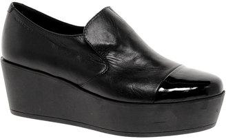 Vagabond Berlin Toecap Flatform Shoes