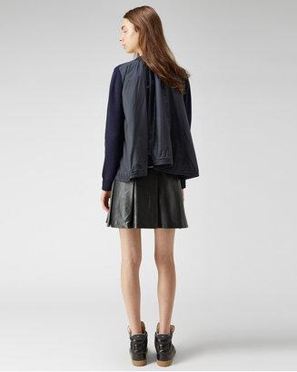 Sacai Luck pleated skirt