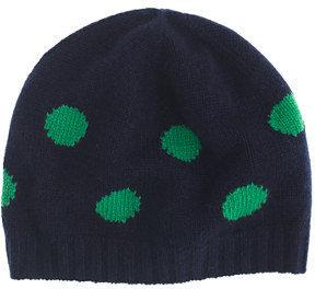 J.Crew Polka-dot hat