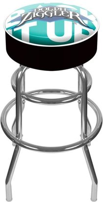 WWE Trademark Dolph Ziggler Padded Swivel Bar Stool I