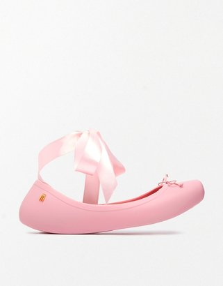 Melissa Ballet Baby Pink Flat Shoes