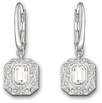 Swarovski Sophisticated Pierced Earrings