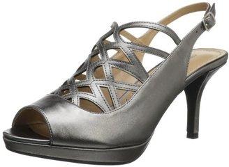 Adrienne Vittadini Footwear Women's Palmetto Platform Sandal