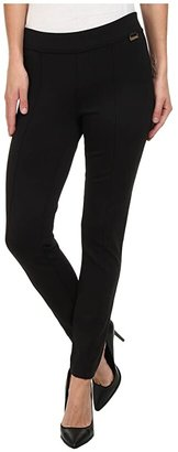 Calvin Klein Front Seamed Pull On Pant