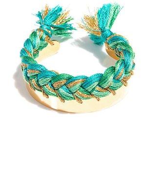 Aurelie Bidermann Copacabana gold-plated bracelet