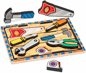 Melissa & Doug Kids Toy, Tools Chunky Puzzle