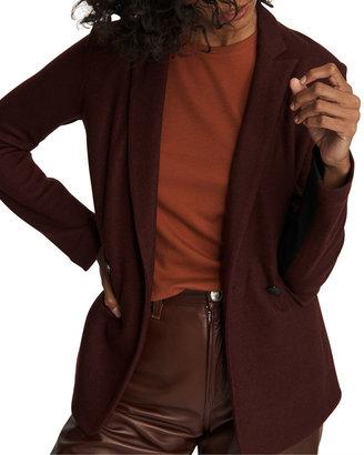 Rag & Bone Leon Single-Button Wool Blazer