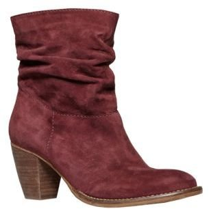Steve Madden STEVEN BY Welded Suede High-Heel Boots